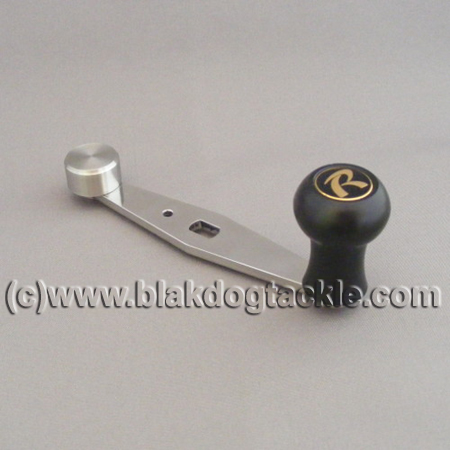 Rocket Reel Co Stainless Steel Counter Balance Handle